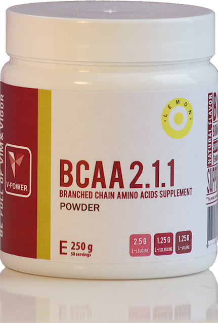 BCAA 2.1.1 Лимон V-Power Vim & Vigor