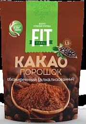 Какао обезжиренный FitFeel 150 гр