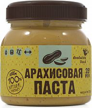Арахисовая паста натуральная, Evolution Food, 250 г