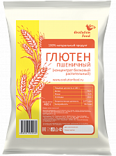 Клейковина пшеничная (глютен), Evolution Food, 400 г
