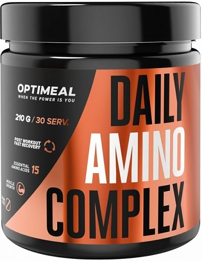 DAILY AMINO COMPLEX OptiMeal, 210 г (30 порций)