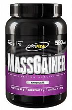 MASS GAINER, OptiMeal, 1500 г (10 порций)