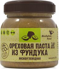 Ореховая паста из фундука, Evolution Food, 250 г