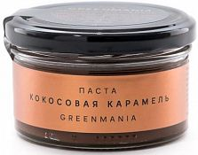 Паста Кокосовая карамель, GreenMania, 150 г